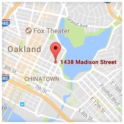 map of 1438 Madison Street