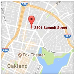 map of 2801 Summit Street